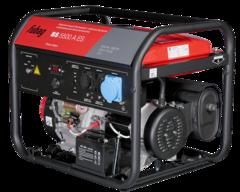 Бензиновый генератор с электростартером и коннектором автоматики FUBAG BS 5500 A ES