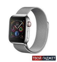 Часы Smart Watch IWO 10 с миланским сетчатым браслетом + доп. ремешок