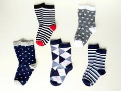 Носки для мальчиков ( 10 пар) арт G08 ( р 31-34)