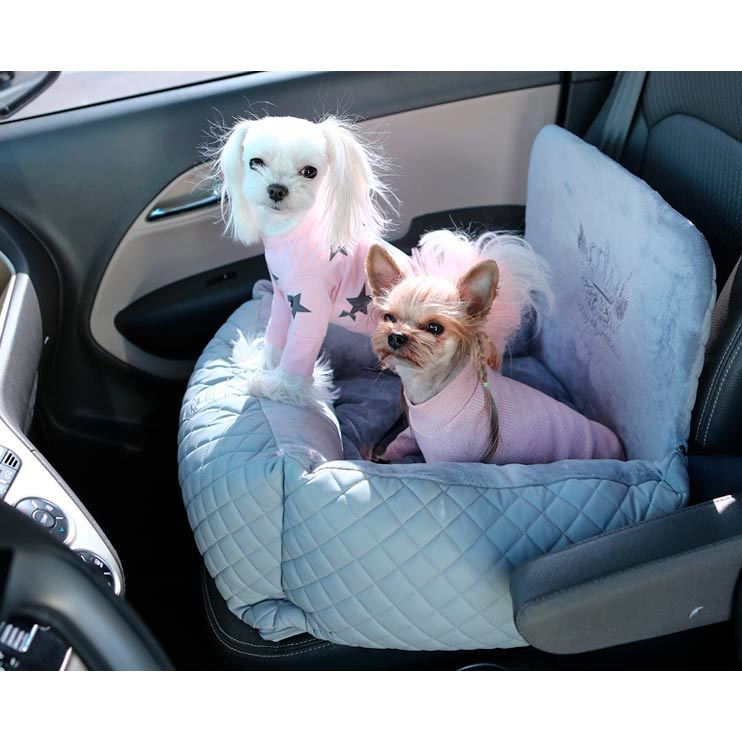 автокресло для маленьких собак