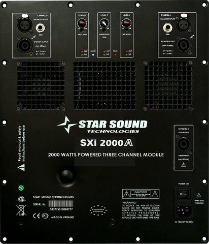 SXi-2000A