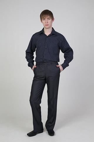 Выкройка мужских брюк