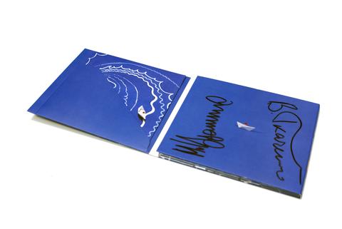 Ундервуд – Без берегов (CD подарочный)