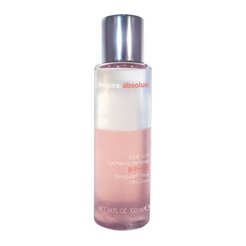 Лосьон двухфазный для снятия макияжа ,Super Soft Eye Make Up Remover Bi-Phase INSPIRA ABSOLUE,100 мл