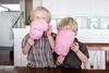 Домашний аппарат для сахарной ваты Сладкоежка (MiniJoy) позволит Ва...