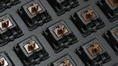 Механические переключатели Cherry MX Brown