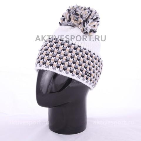 шапка Eisbar toska pompon