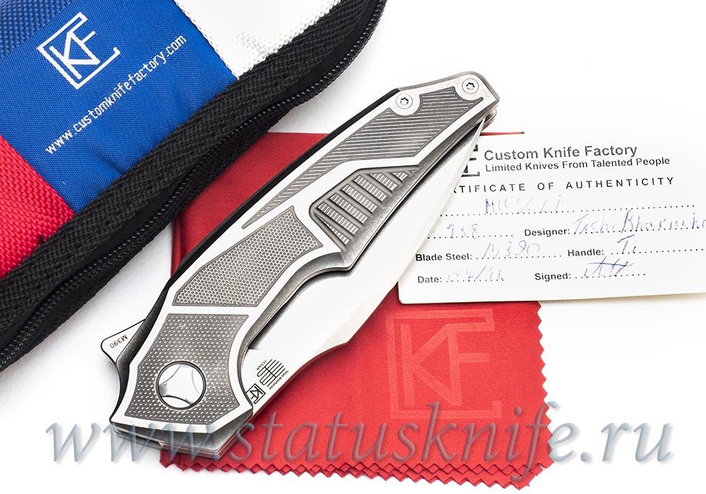 Нож Muscle CKF and Tashi Bharucha Limited