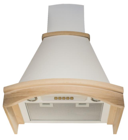 Кухонная вытяжка 60 см Kuppersberg TAIS 60 WM B