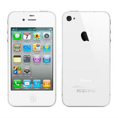 Apple iPhone 4S 16GB White - Белый
