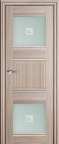 > Экошпон Profil Doors №6Х-Классика, стекло узор, цвет орех пекан, остекленная