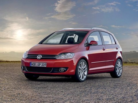Чехлы на Volkswagen Golf Plus 2004–2014 г.в.