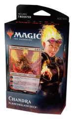 Колода Planeswalker'а «Core Set 2020»: Chandra (английский)