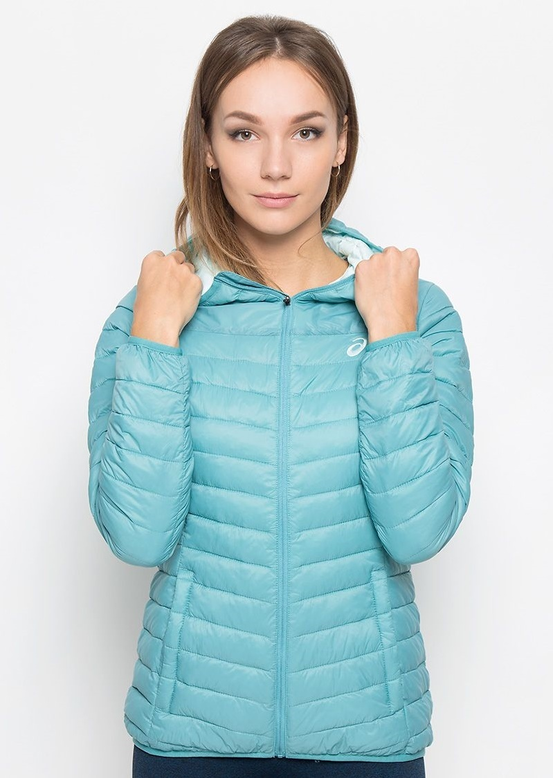 Женская утепленная куртка  Asics Padded Jacket 134779 8148 фото