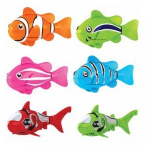 Роборыбки Робо Фиш (Robo fish)