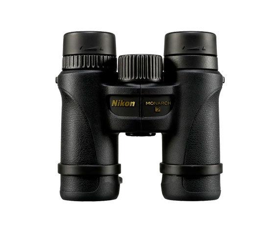 обрезиненный корпус Nikon Monarch 10x 30