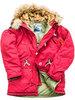 Куртка Аляска  Oxford Denali  (красная - red pepper)