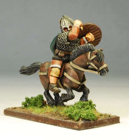 Welsh Warlord (Mounted)