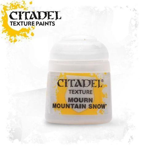 TEXTURE: MOURN MOUNTAIN SNOW