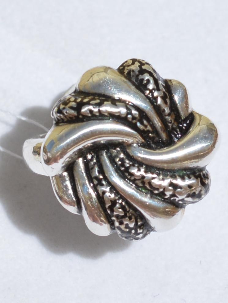 Зефир (кольцо из серебра)