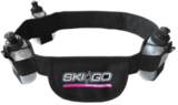 Сумка поясная Skigo  с 3-мя флягами по 170 мл