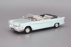 ZIL-111V 1960-1962 turquoise 1:43 DeAgostini Auto Legends USSR #236