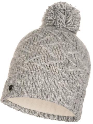 Шапка вязаная с флисом Buff Hat Knitted Polar Ebba Cloud