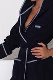 Женский махровый халат с капюшоном Luna di Giorno