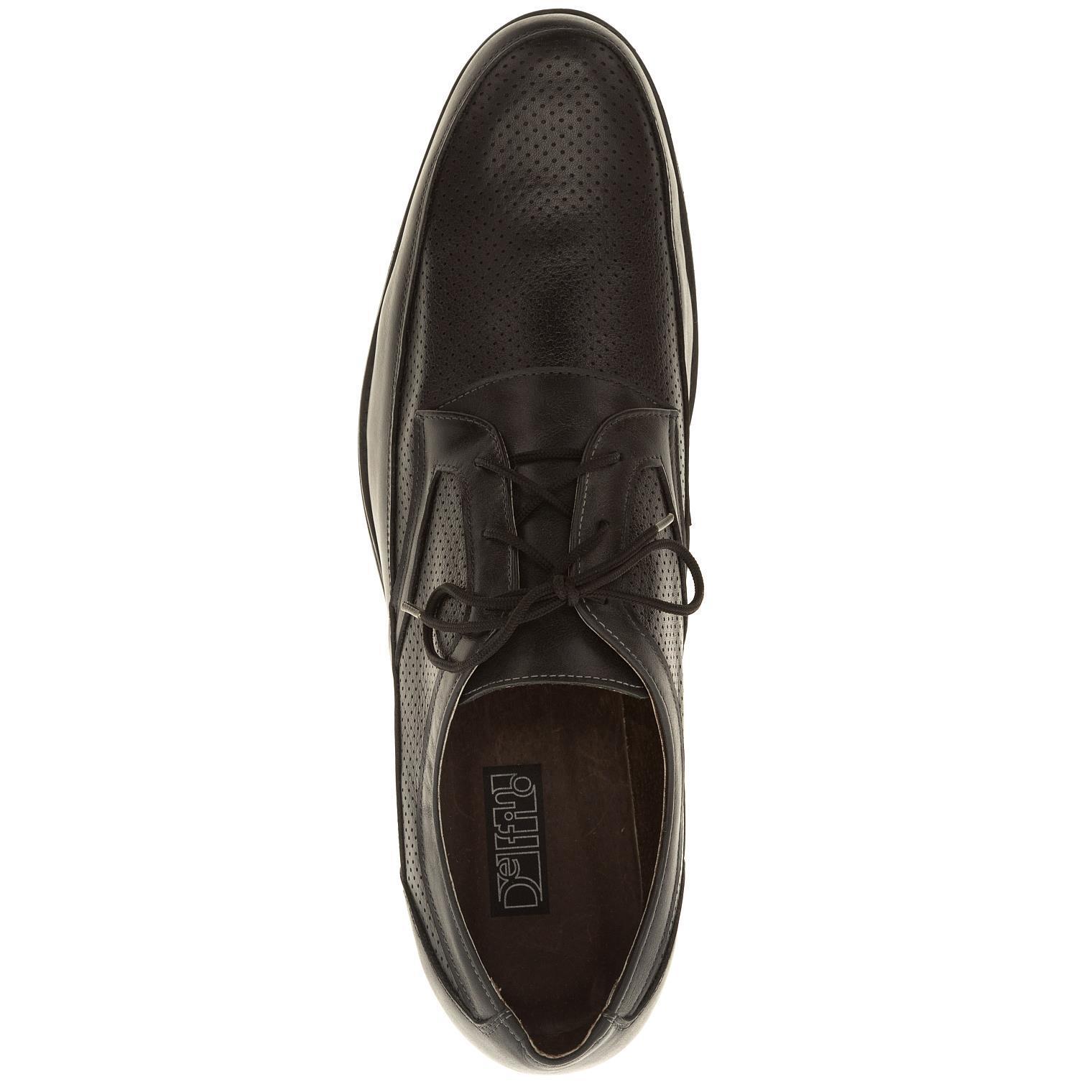 524391 туфли мужские больших размеров марки Делфино