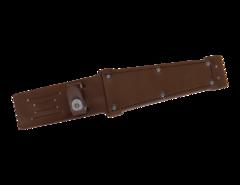 Ножны Ворон / кожа / коричневый