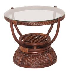 Стол кофейный Андреа (Andrea) античный орех