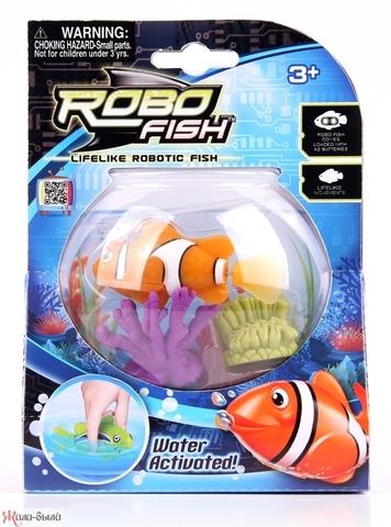 Роборыбки Робо Фиш (Robo fish) - современные электронные игрушки, к...