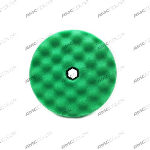 3М Полировальник двусторонний пальчиковый Quick Connect, зеленый, 150мм 50962