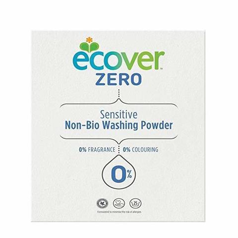 Ecover Zero Стиральный порошок для цветного ZERO, 750 мл