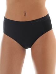 Женские термотрусы классика Brubeck Comfort Wool (HI10080) черные
