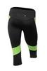 Лосины для бега женские NordSki Premium (NSU151160) черные фото