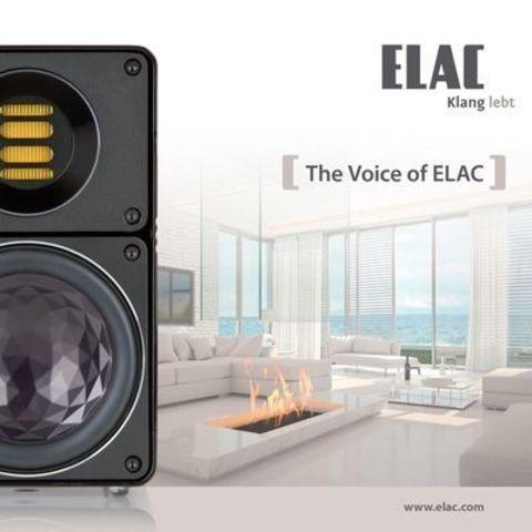 Inakustik LP, The Voice Of Elac, 01678021