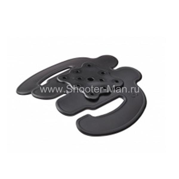 Адаптер для MOLLE пластиковый Краб большой Стич Профи