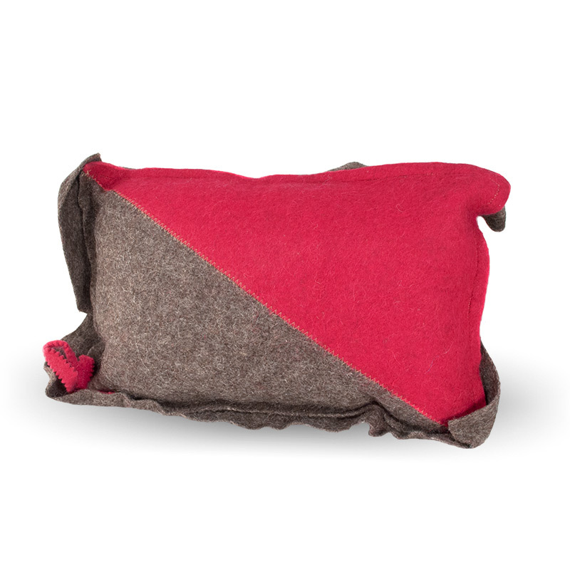 Подушка-подголовник для бани и сауны