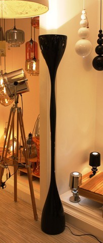 replica JAZZ floor lamp ( black )