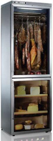Шкаф для хранения сыра и колбасы IP Industrie SAL 601 X