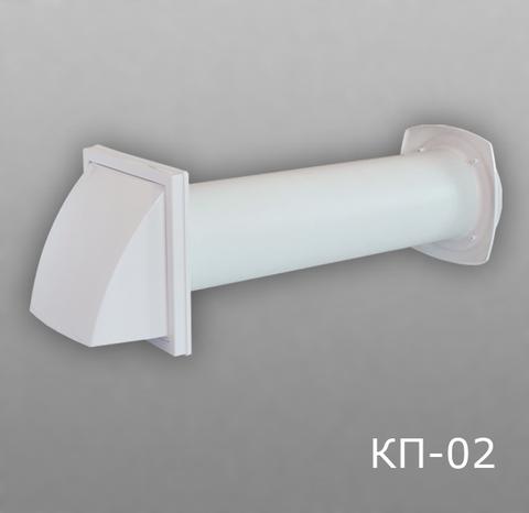 Клапан приточный Эра 10КП-02 0.5м