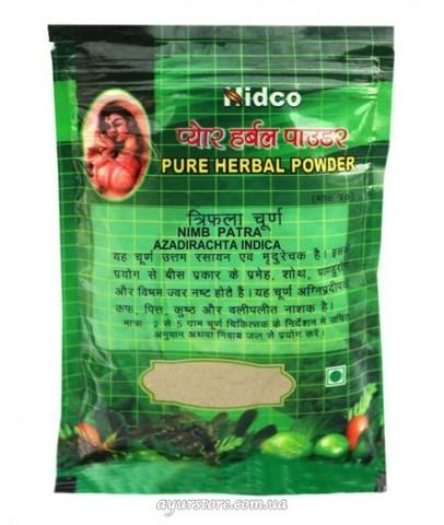 Порошок Tulasi Powder, Nidco, 50 гр