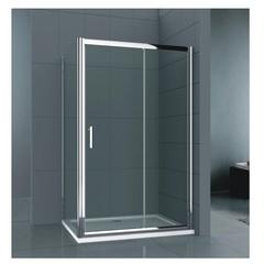 Душевой уголок 80х120х185 см с раздвижными дверьми RGW 12084512-11 фото