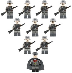 Минифигурки Военных Немецкая Армия серия 276