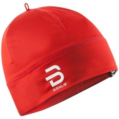 Bjorn Daehlie Hat Polyknit Шапочка RED 331001 35300