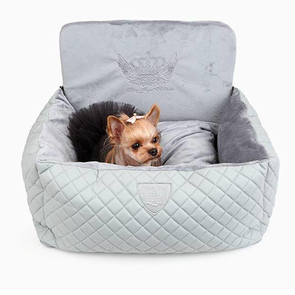 кресло для маленьких собак в машину