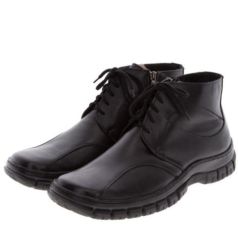 064414 ботинки мужские. КупиРазмер — обувь больших размеров марки Делфино