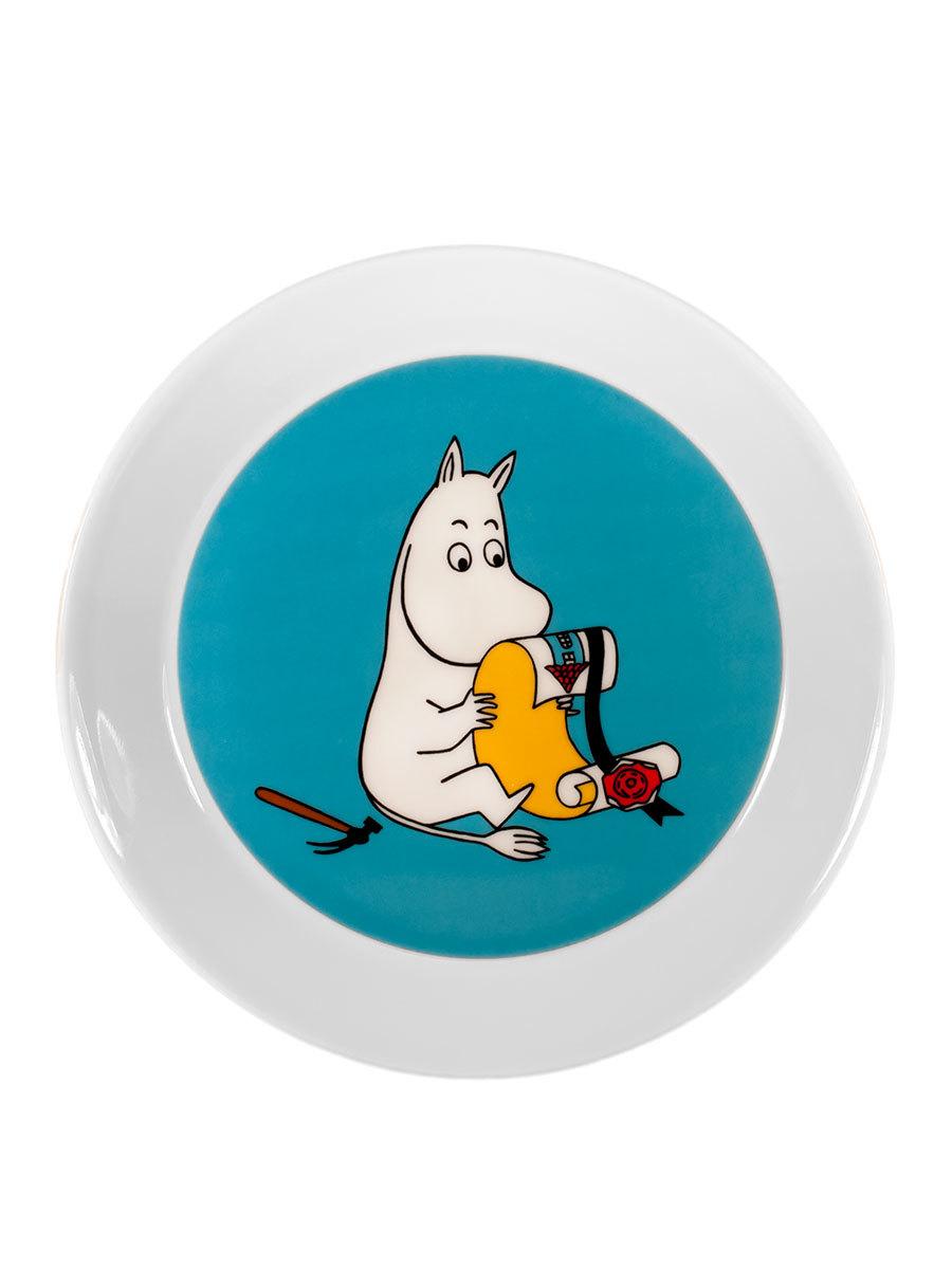 Moomin Тарелка Муми-тролль