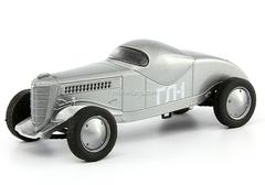 GAZ-GL-1 silver 1:43 DeAgostini Auto Legends USSR #116